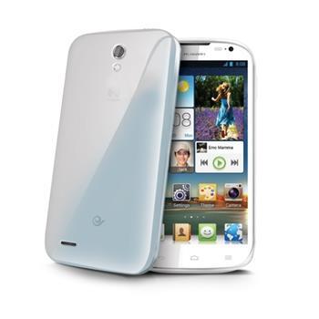 Silikonové TPU pouzdro CELLY Gelskin pro Huawei Ascend G610, bezbarvé