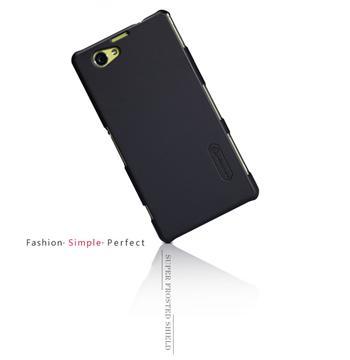 Pouzdro Nillkin Super Frosted pro Sony D5503 Xperia Z1 compact, černé