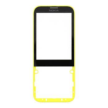 Přední kryt pro Nokia 225, yellow - VÝPRODEJ!!