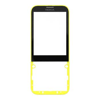 Nokia 225 Yellow Přední Kryt