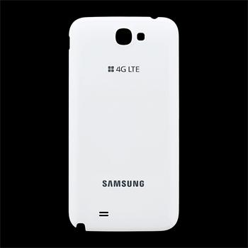 Zadní kryt baterie pro Samsung N7100 Galaxy Note2, White, 4G LTE