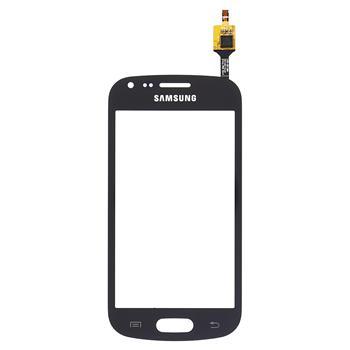 Samsung S7580 Galaxy Trend Plus Dotyková Deska Black (Service Pack)
