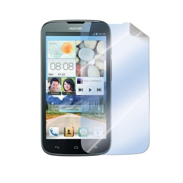 Prémiová ochranná fólie displeje CELLY pro Huawei Ascend G610, lesklá, 2ks