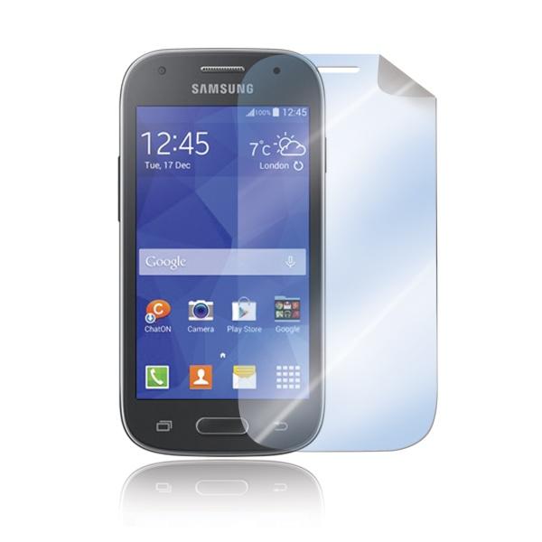 Prémiová ochranná fólie displeje CELLY pro Samsung Galaxy Ace Style, lesklá, 2ks