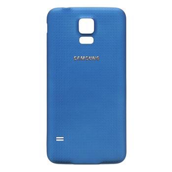 Zadní kryt baterie pro Samsung G900 Galaxy S5 Blue