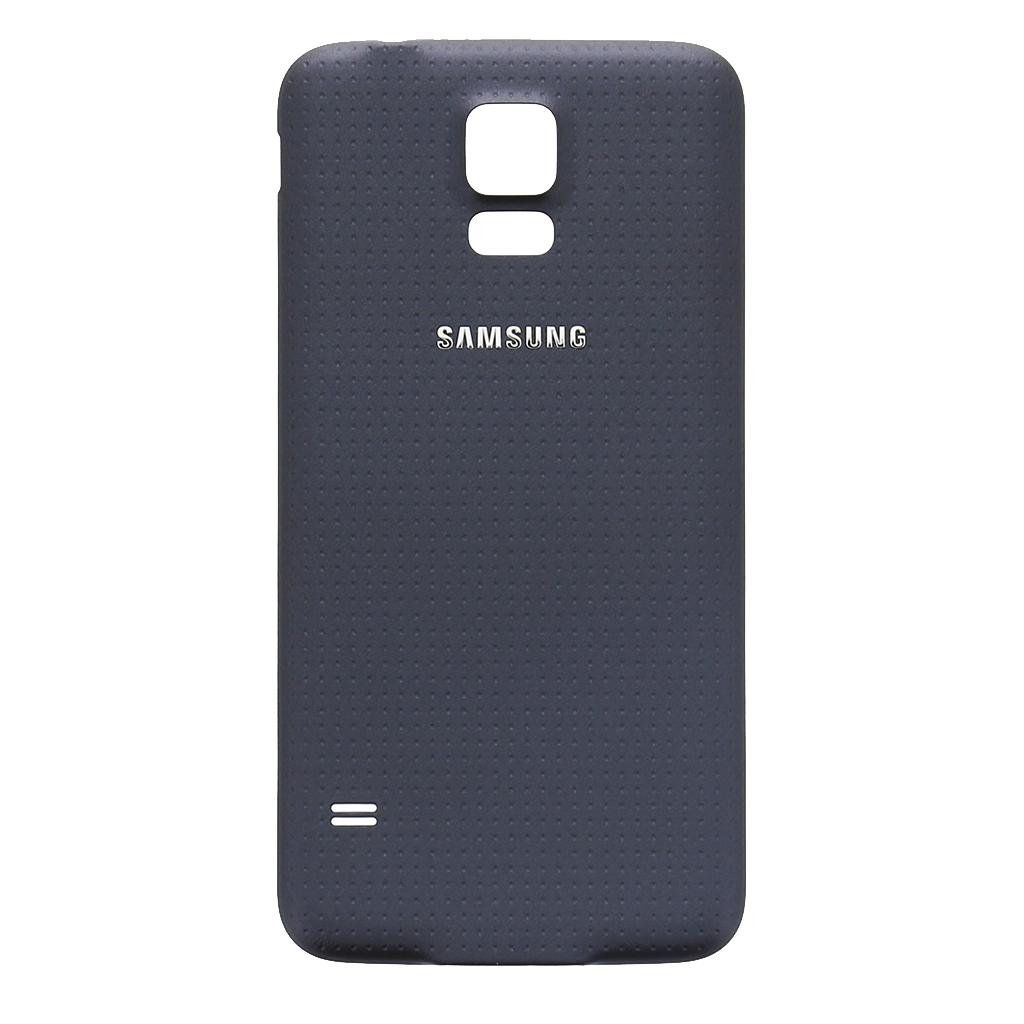 Zadní kryt baterie pro Samsung G900 Galaxy S5 Black
