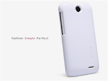 Pouzdro Nillkin Super Frosted pro HTC Desire 310, bílé