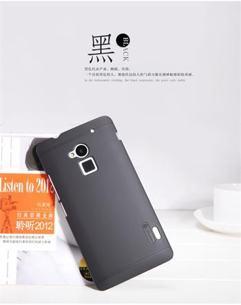Nillkin Super Frosted Zadní Kryt Black pro Huawei Ascend G750