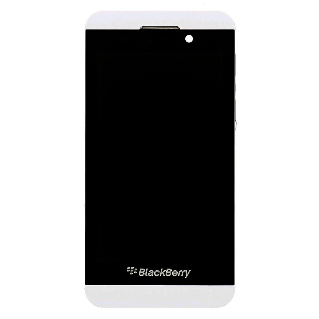 LCD displej + dotyková deska pro BlackBerry Z10 4G White