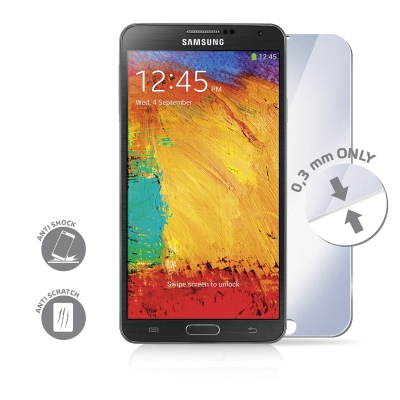 Tvrzené sklo na mobil pro Samsung Galaxy Note 3 CELLY Glass