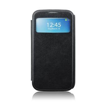 Pouzdro flip na LG G2 (D802) ForCell S-View černé