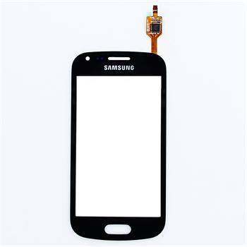 Dotyková plocha pro Samsung S7580 Galaxy Trend Plus Black