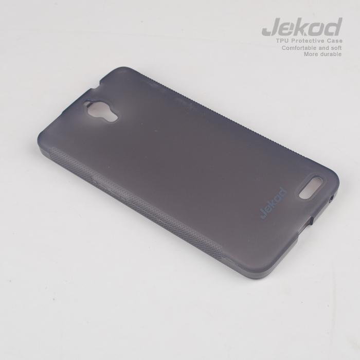 JEKOD TPU Ochranné Pouzdro Black pro LG D160 L40