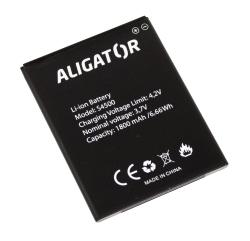 Originální baterie Aligator pro Aligator S4500 DUO, Li-Ion 1800 mAh (bulk)