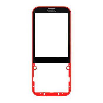 Přední kryt pro Nokia 225, červený