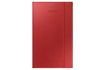 Originální pouzdro Samsung Book Cover EF-BT700BRE Red
