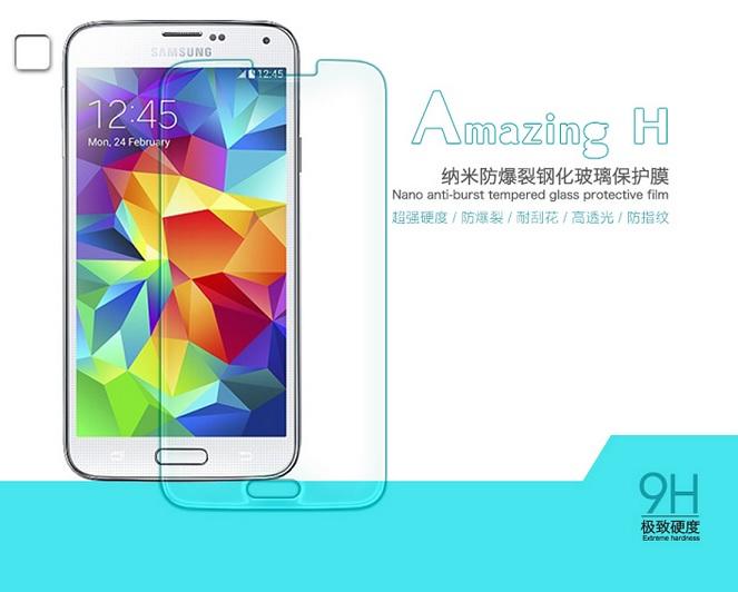 Nillkin tvrzené sklo 9H Amazing H+ pro Samsung G900 Galaxy S5