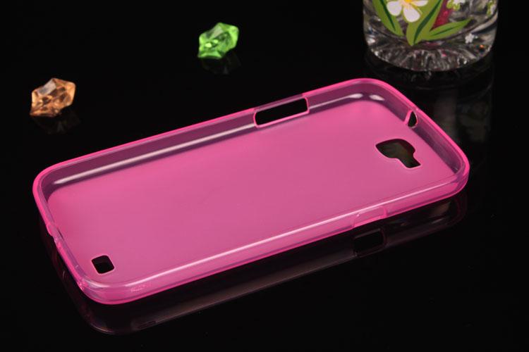 ZOPO Silikonové pouzdro pro ZP780 Pink (Bulk)