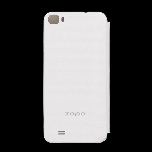 ZOPO Kožené Flipové pouzdro pro ZOPO ZP980+ White (EU Blister)