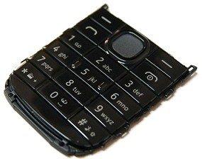Klávesnice pro Nokia 113, černá - VÝPRODEJ!!