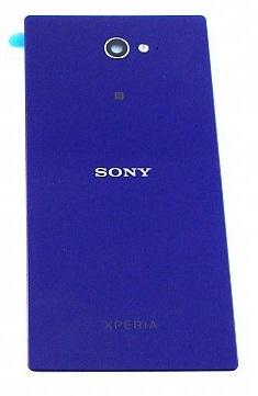 Zadní kryt baterie pro Sony D2303 Xperia M2, Purple