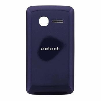 Zadní kryt baterie pro Alcatel OneTouch 4010, černý