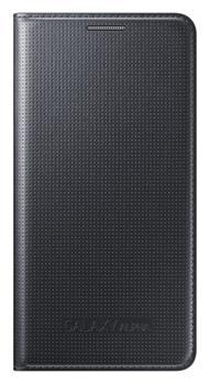 Originální pouzdro na Samsung Galaxy Alpha EF-FG850BB černé