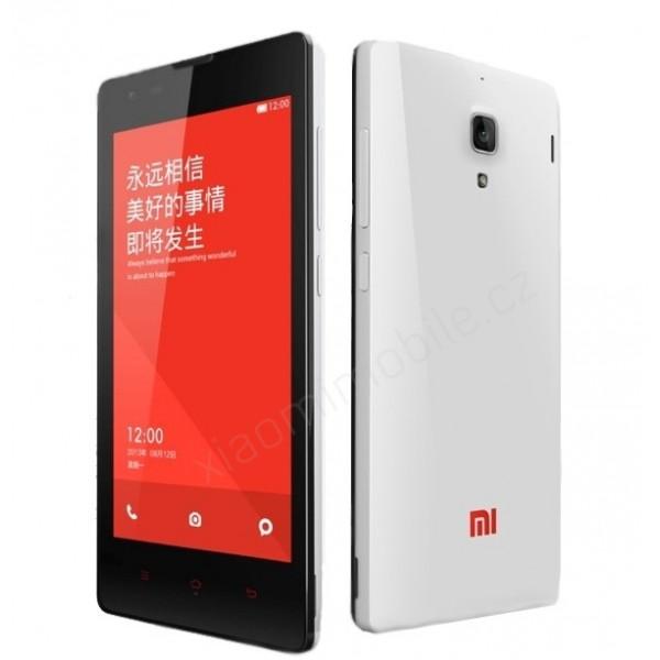 Xiaomi Redmi (Hongmi) 1S Dual SIM White