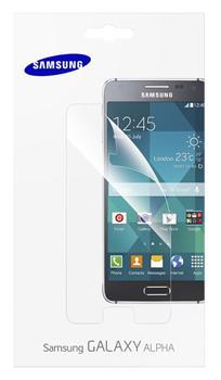 ET-FG850C Samsung G850 Galaxy Alpha Original Folie (EU Blister)