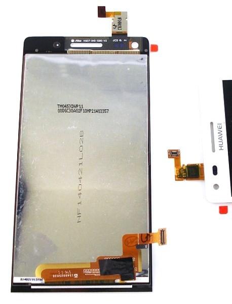 Huawei Ascend G6 LCD Display + Dotyková Deska White