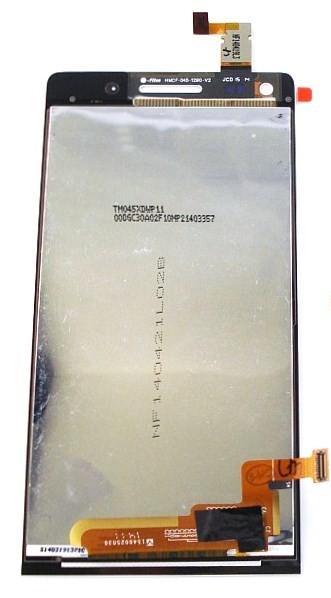 Huawei Ascend G6 LCD Display + Dotyková Deska Black