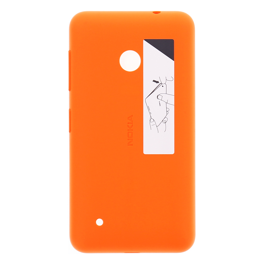 Kryt baterie Nokia Lumia 530 orange