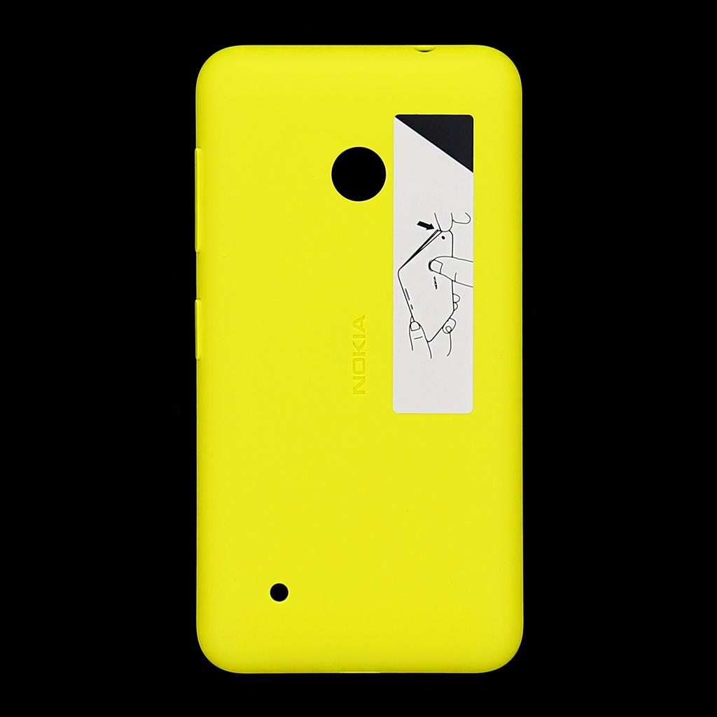 Kryt baterie Nokia Lumia 530 yellow