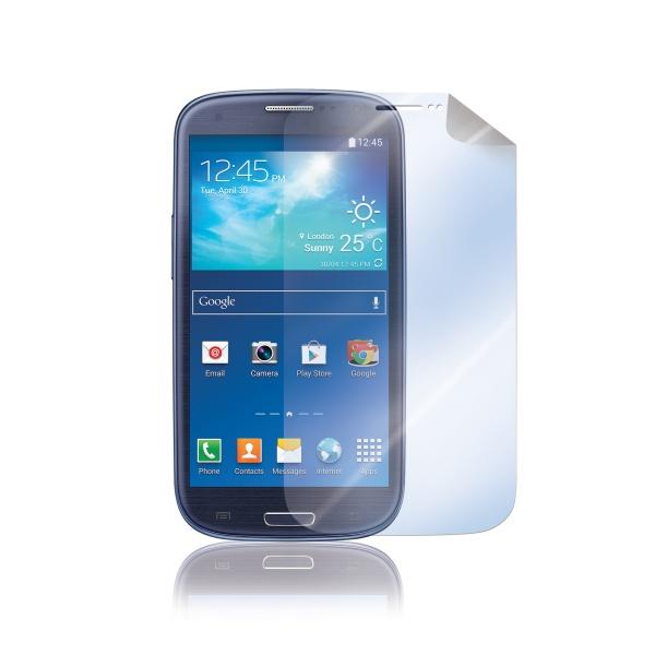 Prémiová ochranná fólie displeje CELLY pro Samsung Galaxy S3 Neo, lesklá, 2ks