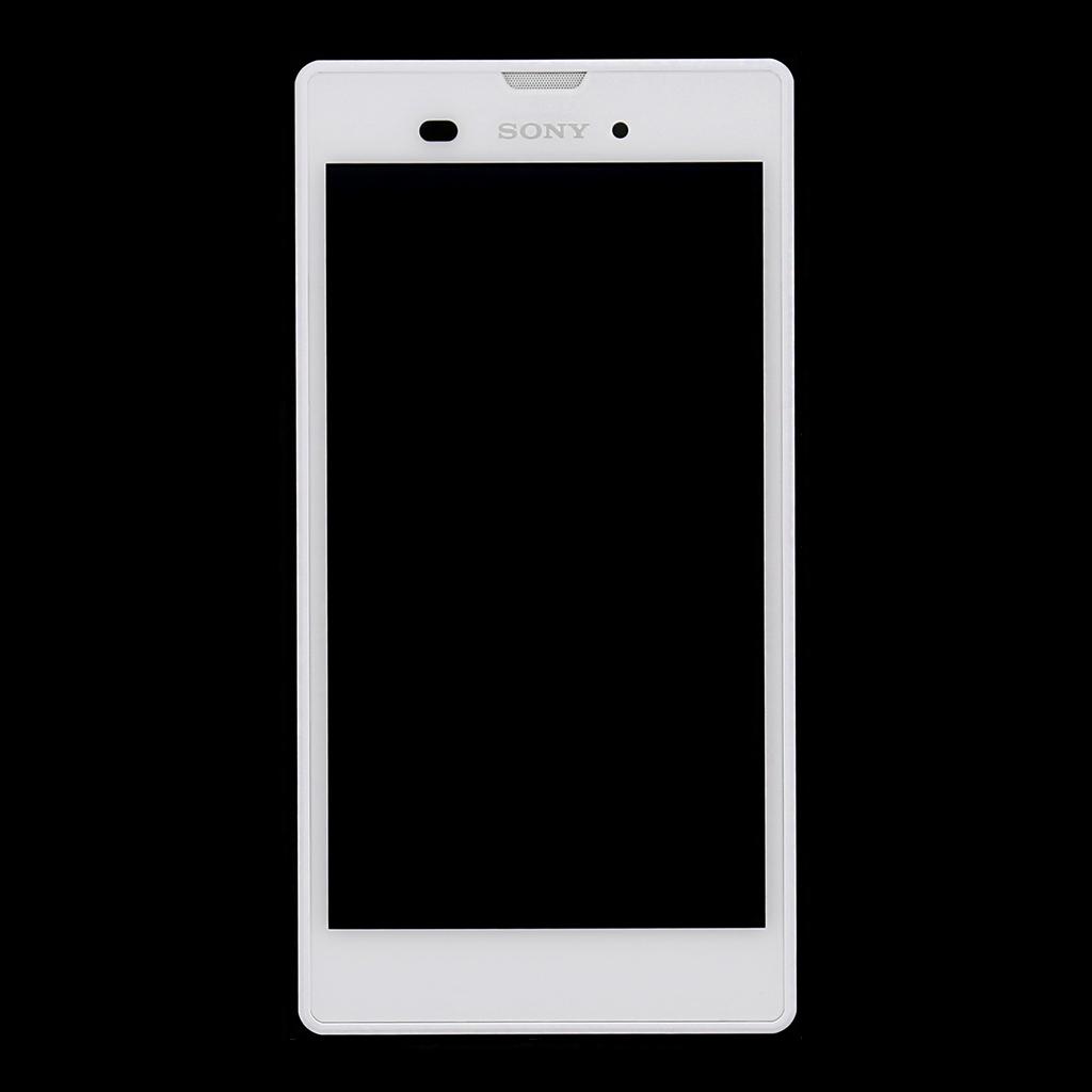 LCD Display + Dotyková Deska + Přední Kryt White pro Sony D5103 Xperia T3 - originál