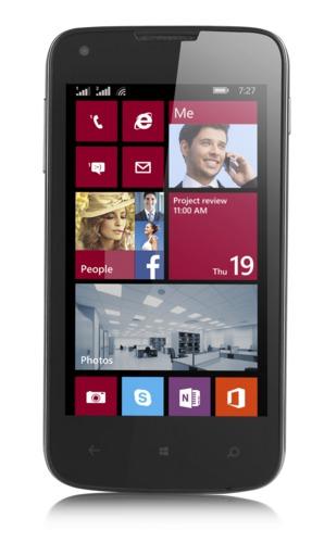 PRESTIGIO MultiPhone 8400 DUO Black