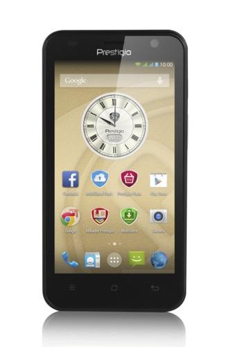 PRESTIGIO MultiPhone 3450 DUO Black + DOPRAVA ZDARMA