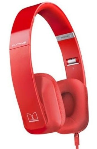 Nokia WH-930 HD Stereo Headset by Monster, Red