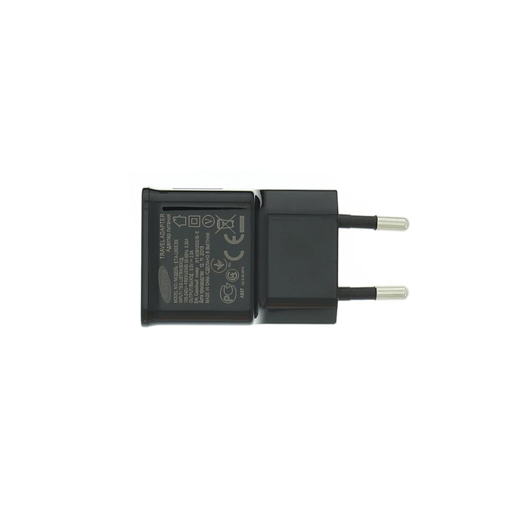 Originální cestovní nabíječka Samsung ETA-U90EBE s USB výstupem, 2A, (Bulk)
