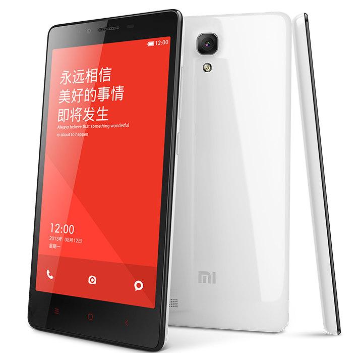Xiaomi Hongmi (Redmi) Note LTE White