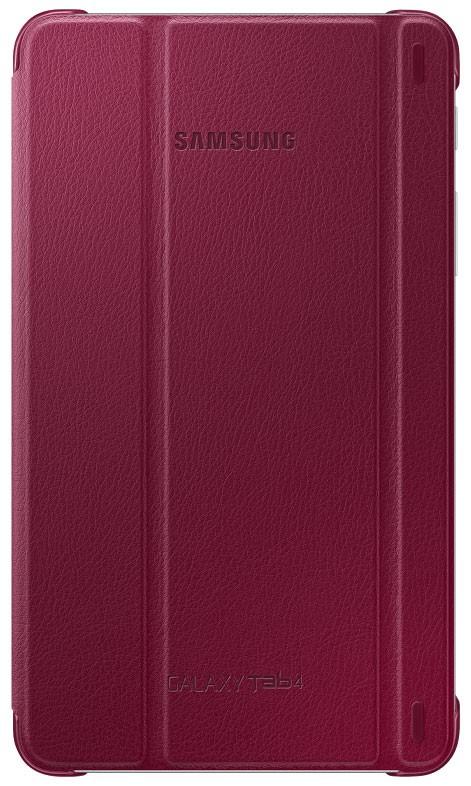 Samsung EF-BT230BP polohovací kryt TAB4 7.0, Red