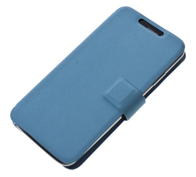 """Univerzální pouzdro BOOK ULTRA velikost M (4""""- 4,5"""") blue"""