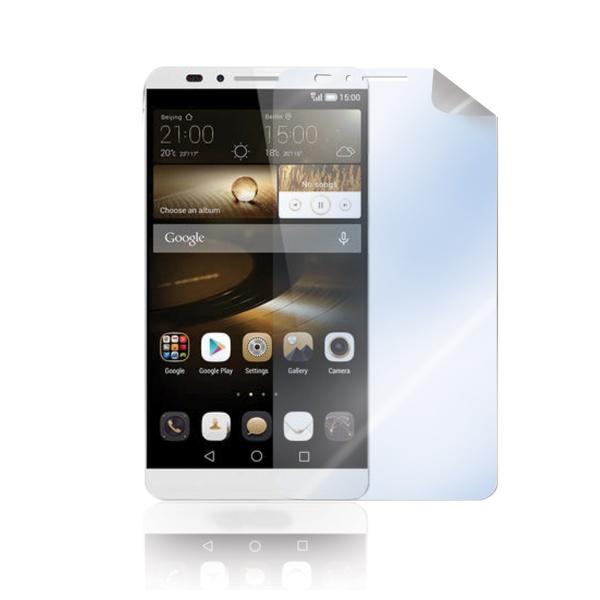 Prémiová ochranná fólie displeje CELLY pro Huawei Ascend Mate 7, lesklá, 2ks