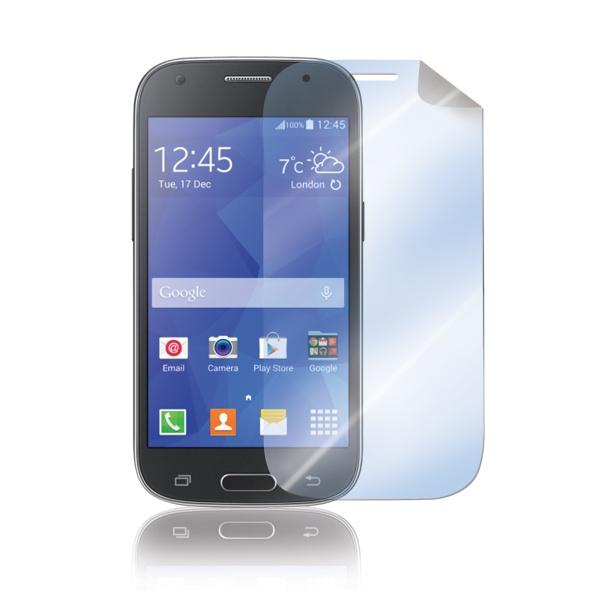 Prémiová ochranná fólie displeje CELLY pro Samsung Galaxy Ace Style LTE, lesklá, 2ks