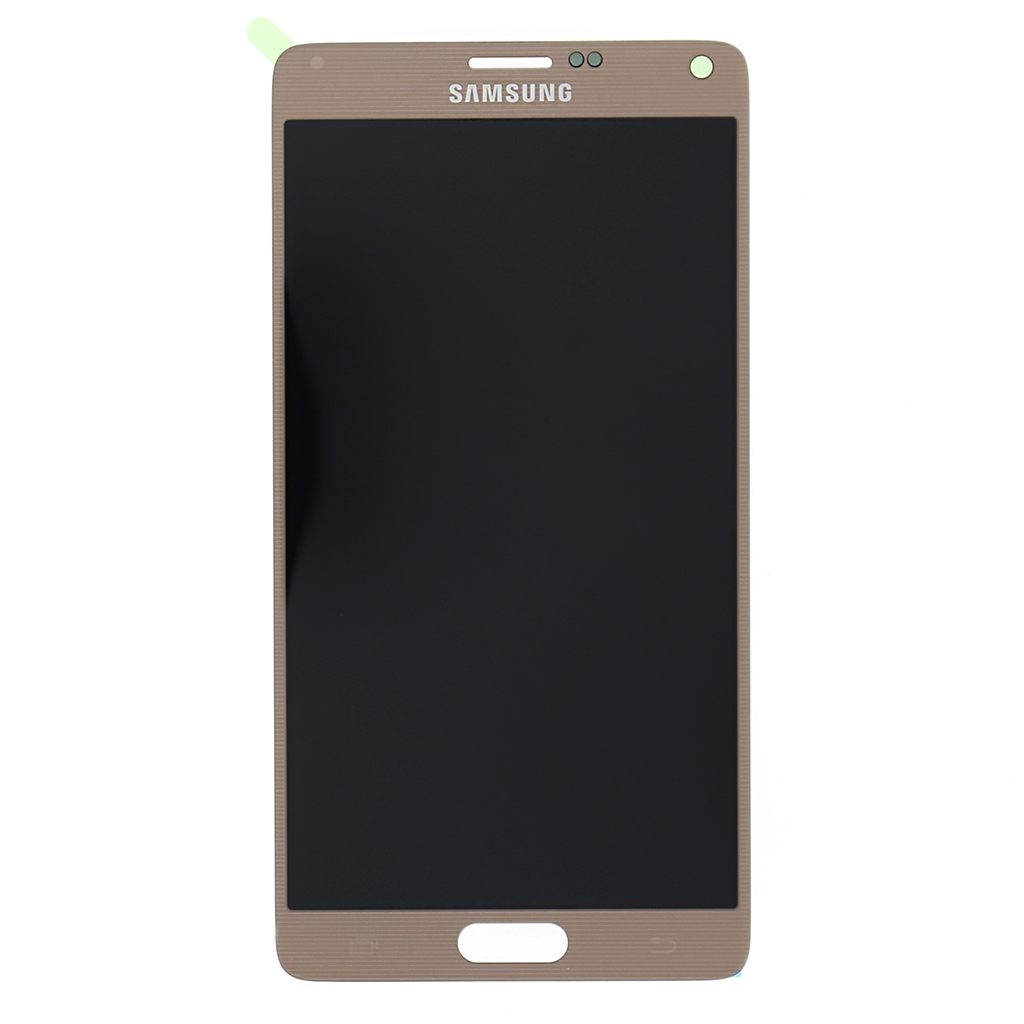 LCD + dotyk pro Samsung Galaxy Note 4 gold