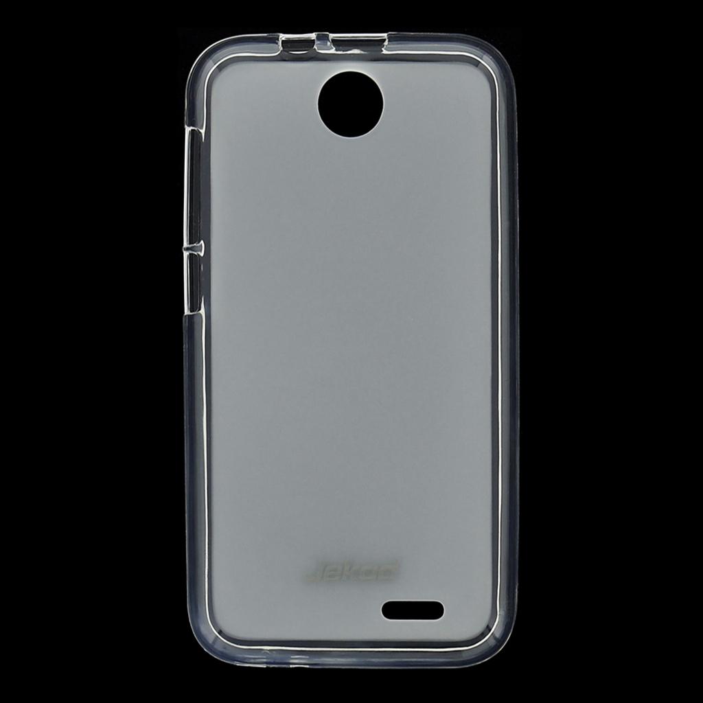Silikonové TPU pouzdro JEKOD pro HTC Desire 820, bílé