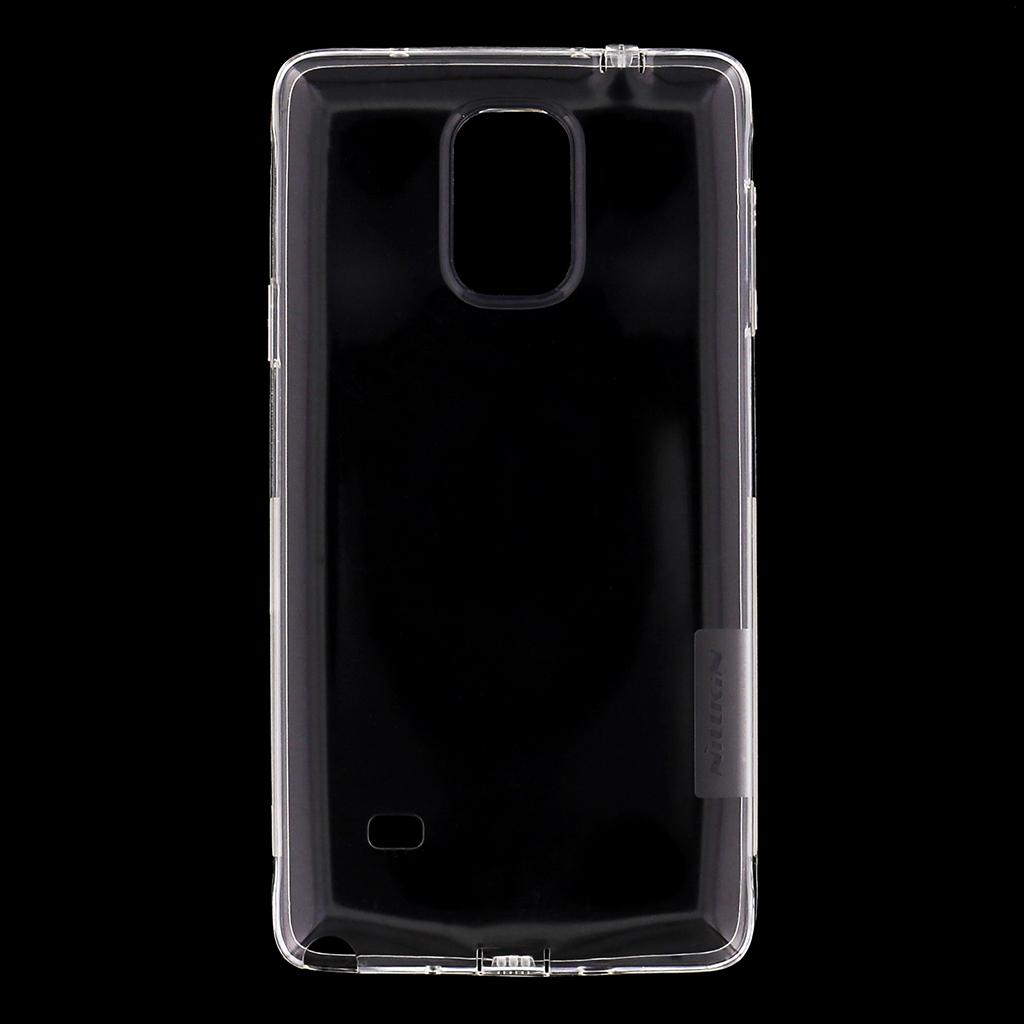 Silikonové pouzdro Nillkin Nature pro Samsung Galaxy Note 4 bezbarvé