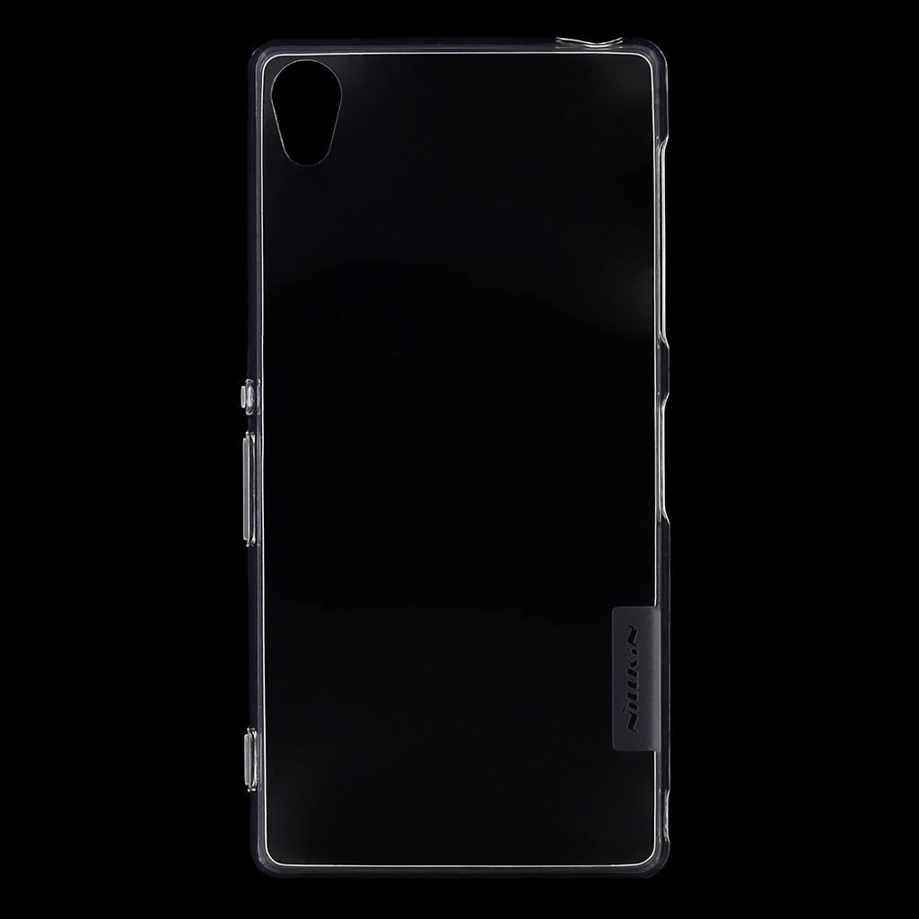 Silikonové pouzdro Nillkin Nature pro Sony Xperia Z3 (D6603) bezbarvé