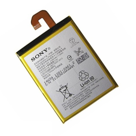 Originální baterie Sony 1281-2461 pro Sony D6603 Xperia Z3, 3100mAh Li-Pol (Bulk)