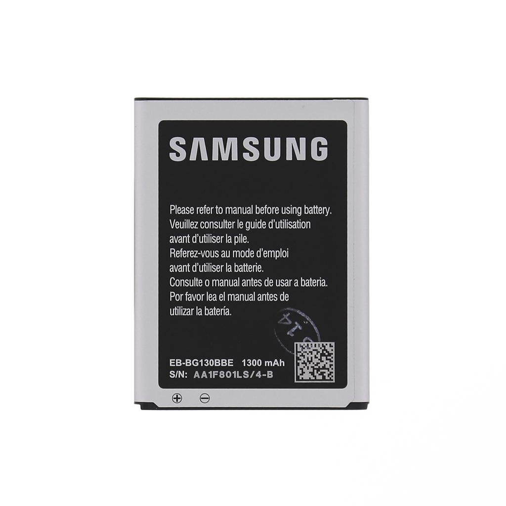 Originální baterie Samsung EB-BG130BBE pro Samsung G130 Galaxy Young2, Li-Ion 1300mAh (Bulk)